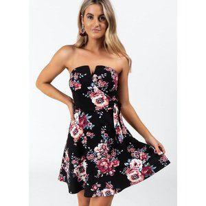 Francesca's   NWT Natalie Strapless Dress